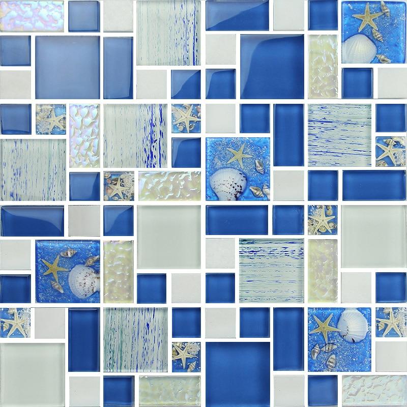 Mosaicos para cocinas mosaico hidrulico cocina with for Pegatinas decorativas para azulejos cocina