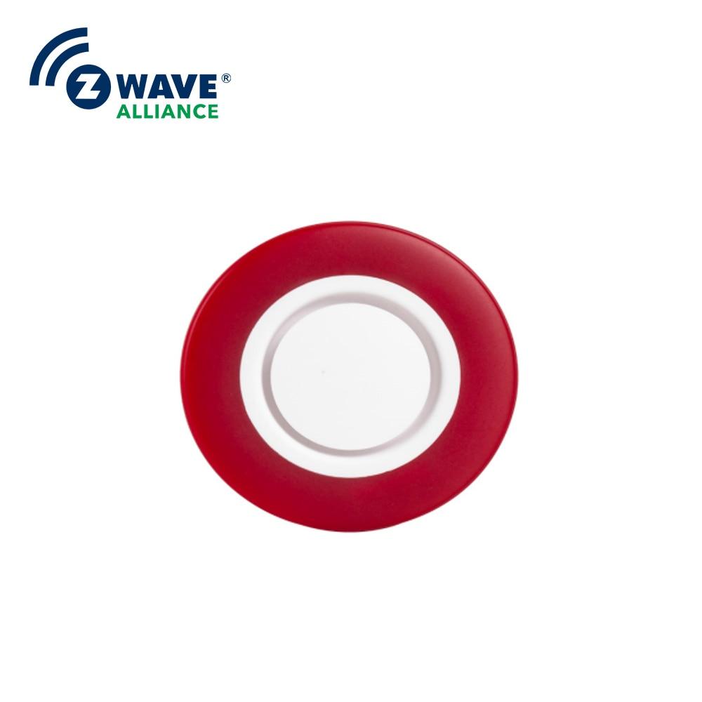 Sirène d'alarme automatique électronique Zwave de surveillance de maison intelligente