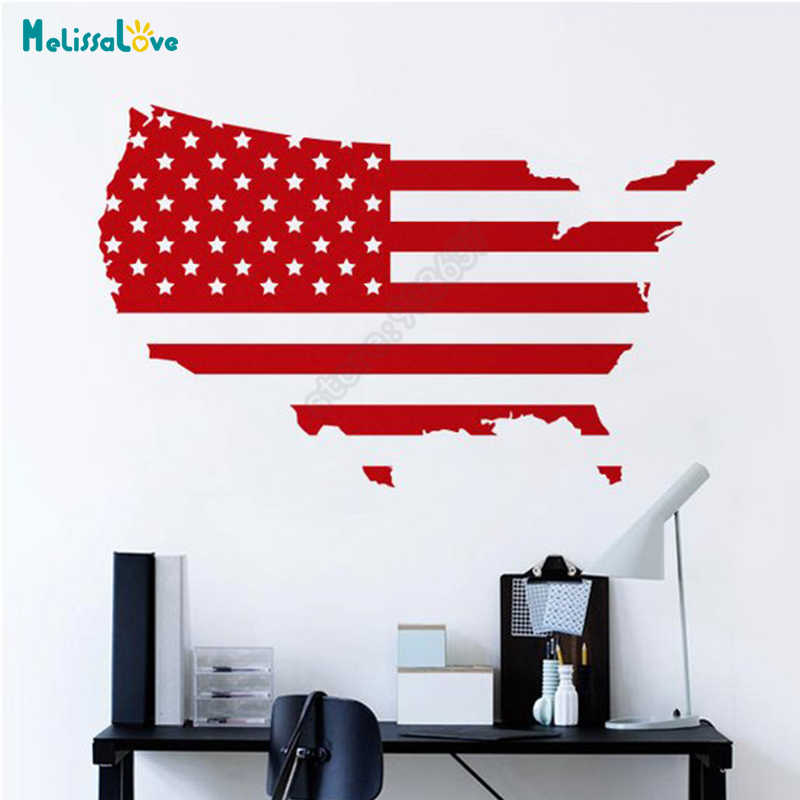 USA Map American Flag Office Decal Home Living Room Decor United States Flag Usa Map on usa patriotic drawings, trail of tears cherokee nation map, usa red map, usa goal world cup 2014, usa education map, usa military map, usa usa map, usa stars map, usa statehood map, usa history map, japan map, usa rainbow map, usa house map, usa fish map, usa basketball map, usa american map, moving usa map, usa love map, usa blue map,