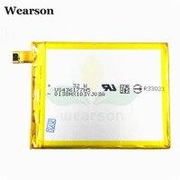 Wearson LIS1579ERPC Battery For Sony Xperia C5 Ultra E5506 E5533 E5563 E5553 Battery 2930mAh Free Shipping