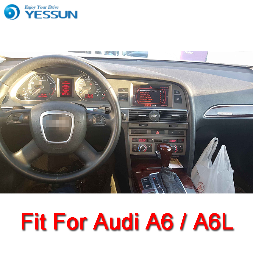 for audi a6 a6l 2007 2011 car android media player system. Black Bedroom Furniture Sets. Home Design Ideas