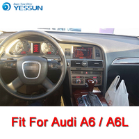 For Audi A6 /A6L 2007~2011 Car Android Media Player System Autoradio Radio Stereo GPS Navigation Multimedia Audio Video