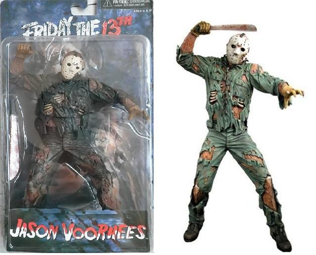 NECA 7 inch Friday the 13th Jason Voorhees Action Figure