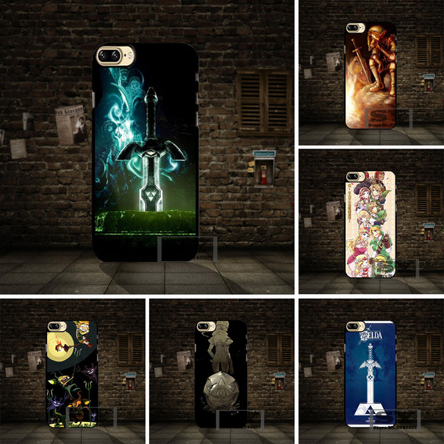 Phone LoZ Wallpaper Cell Case Cover For Huawei P6 P7 P8 P9 P10 Lite Honor