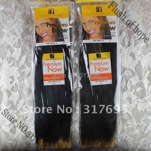 Sensational Premium Now Yaki Straight Real Hair Mixed Animal Extensions Blended Weaving Weft 12 22 Color 1 1b 2 4 On Aliexpress Alibaba