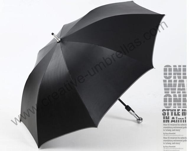 Parapluies de voiture de golf | Incassable, double fiber de verre de carbone 210T Taiwan Formosa, anti-uv revêtement noir, parasol dextérieur