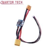 Nartor APM Power Module DC-DC XT60 Connecteurs 5.3 V BEC pour APM 2.5/2.5.2/2.6 et Pixhawk Stable et Fiable