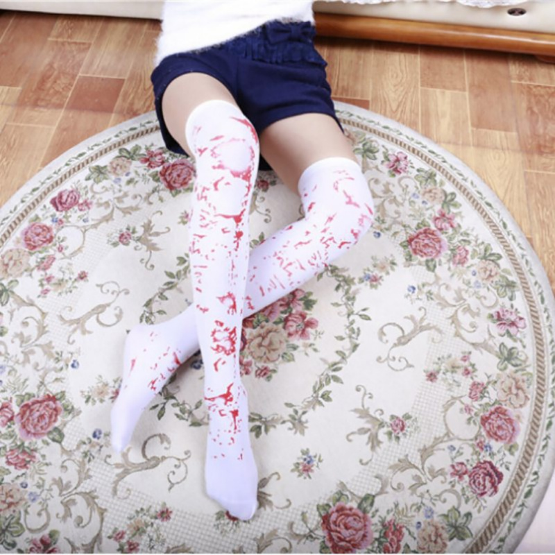 4460b8c59e2 Detail Feedback Questions about Compression Socks Women Halloween ...
