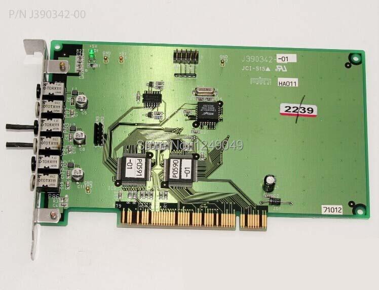Вторая рука J390342 Noritsu (PCI ARCNET Conversion печатной) p/n J390342 00 часть для QSS 3000/3001/3011/3021/3300/3301/3302 /3311