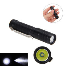 300LM R5 LED MINI Flashlight Tactical Torch Hunting AAA/10440 Battery