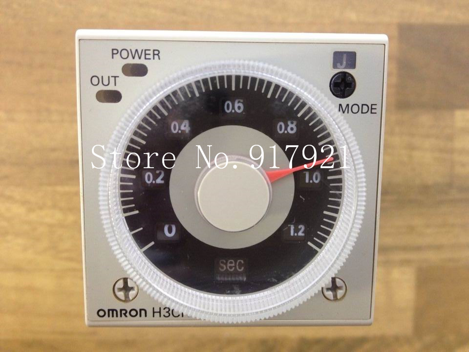 [ZOB] original H3CR-A8 0.1S-300h imported 3031 time relay --2pcs/lot [zob] original authentic imported omron relay g3fd x03s vd dc4 24 2pcs lot