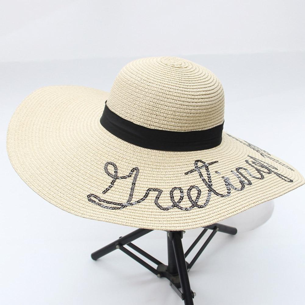 b015f5c3f7e Mens Floppy Packable Straw Hat Beach Cap Classic Western Newsboy Cap Fedora  Hat UPF 50+