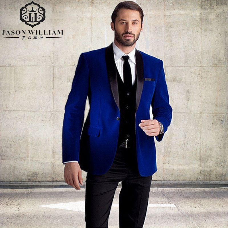 Online Get Cheap Royal Blue Mens Suit -Aliexpress.com   Alibaba Group