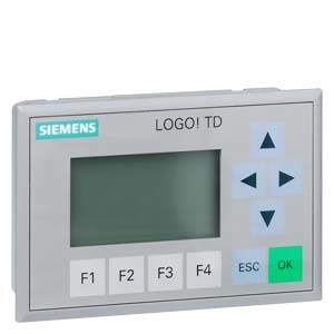 Original 6ED1055-4MH00-0BA0 LOGO! TD TEXTDISPLAY, FOR LOGO!, NEW 6ED1 055-4MH00-0BA0,SIMATIC 6ED10554MH000BA0 4 Lines with Cable цена и фото
