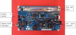 Image 5 - Gratis Verzending Gemonteerd Diy Straling Detector Geigerteller Kit; Nucleaire Straling Detector Gm Buis Geiger Straling Detector