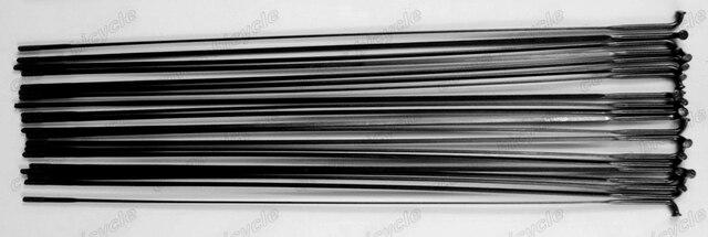 12 pcs/lot pilier PSR aero X-TRA 1420 rayons j-bend ou tête droite ultralégère radios libres PT734 mamelons en alliage daluminium