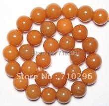 Rojo Aventurina 12mm Ronda Gemstoen Loose Beads Strand 40 cm/strand