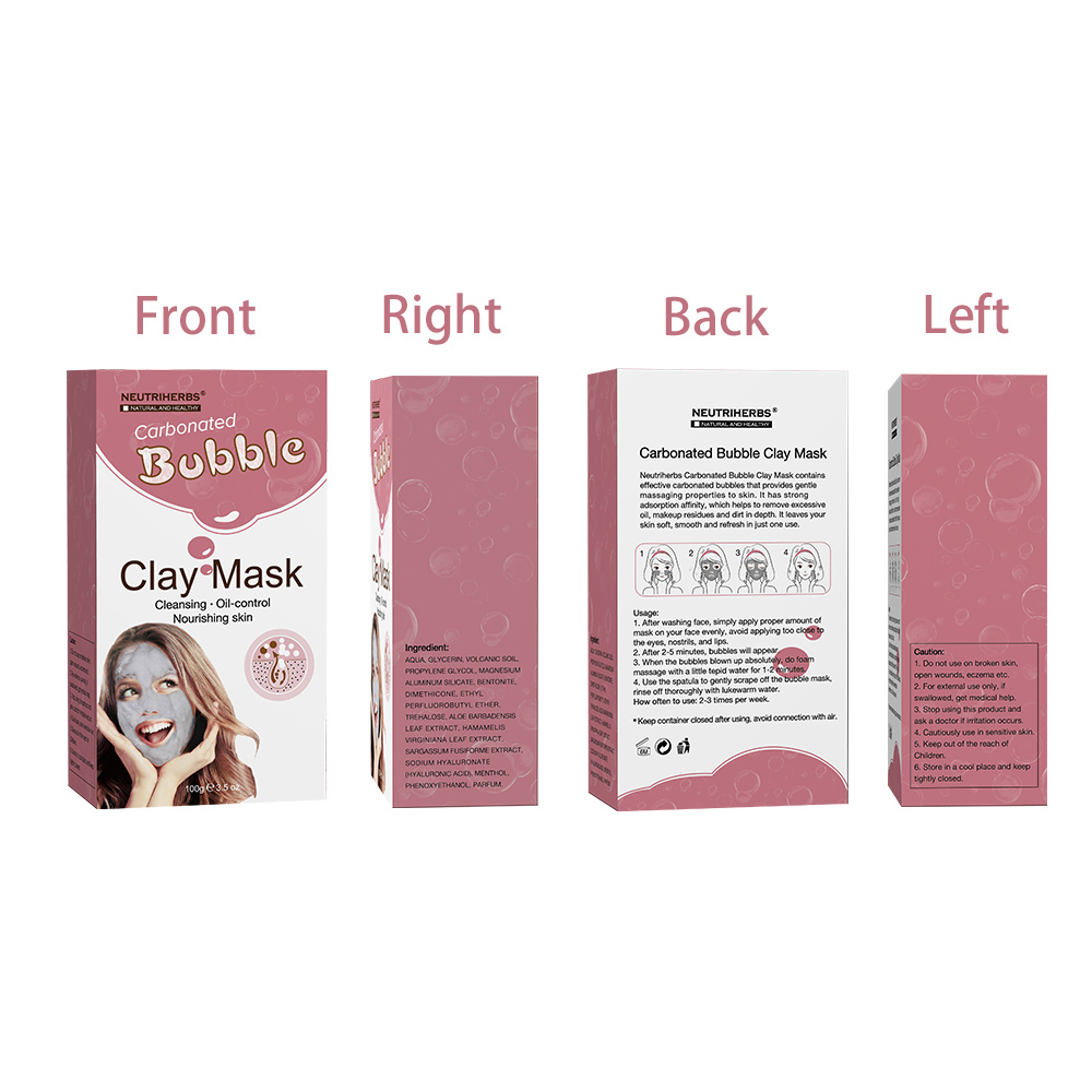 Carbonated Bubble Clay Mask (29)