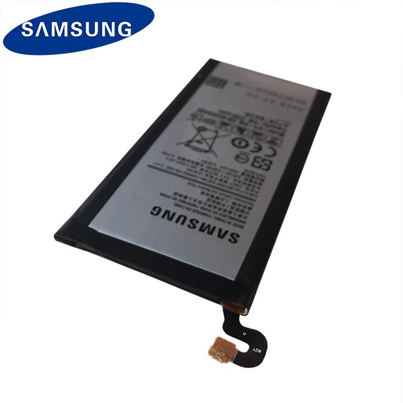 SAMSUNG Original Phone Battery EB-BG920ABE For Samsung GALAXY S6 SM-G920 G920F G920i G920A G920V G9200 G9208 G9209 2550mAh