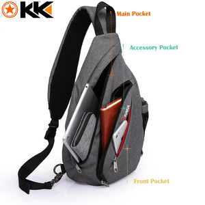 Image 2 - KAKA กระเป๋าสตรีสำหรับหญิงไนลอนกระเป๋า Casual Crossbody กระเป๋าสำหรับ 12.9 นิ้ว Ipad ไหล่กระเป๋าเดินทาง