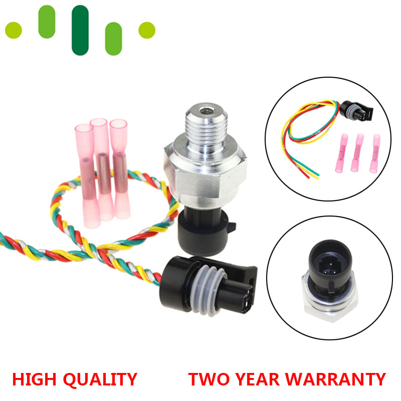 G1//4 DC5V 0-1.2 MPa Pressure Transducer Sensor Oil Fuel Diesel Gas Water Air ly