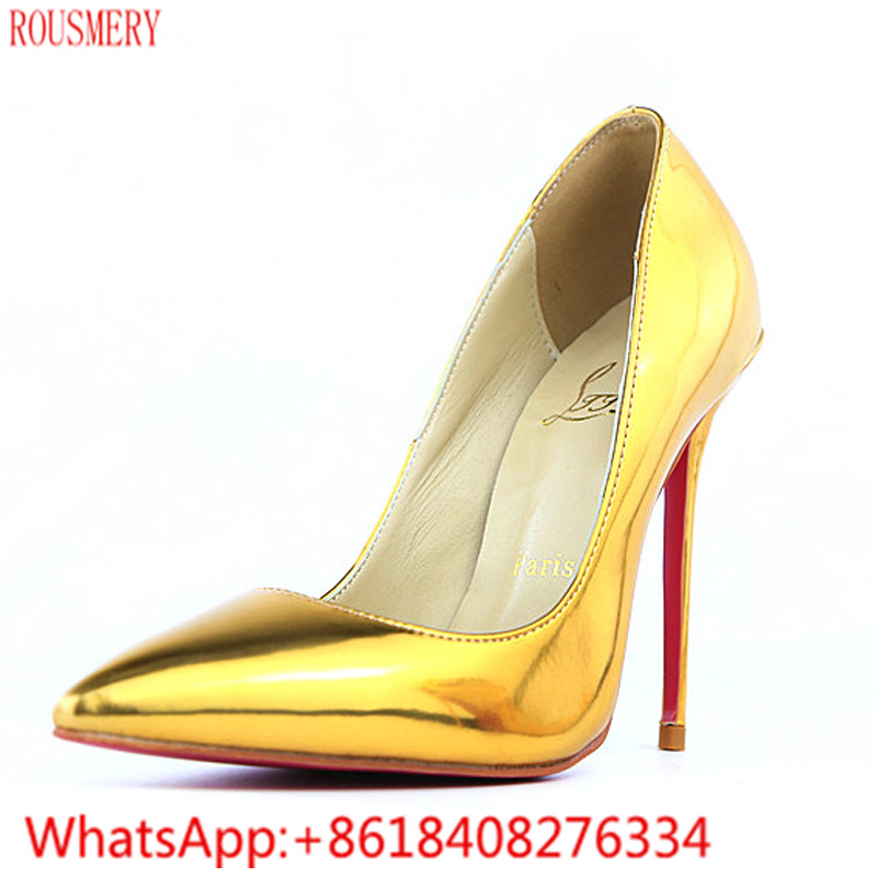 Popular Bright Yellow Heels-Buy Cheap Bright Yellow Heels lots ...