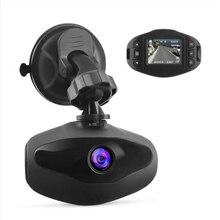 Мини Даш Камера FHD 1080 P Стекло объектив Видеорегистраторы для автомобилей Регистраторы 170 градусов угол обзора 1,5 дюймов ЖК-дисплей Экран Автомобиль Dash cam с G Senso