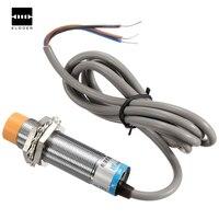 Hohe Qualität LJC18A3-H-Z/BX Ansatz Sensor Zylindrischen Kapazitiver Näherungsschalter NPN 6-36 V