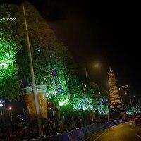 Holiday Sale Colorful 50CM LED Christmas Light Decoration Lamp Led Meteor Shower Rain Tubes Light