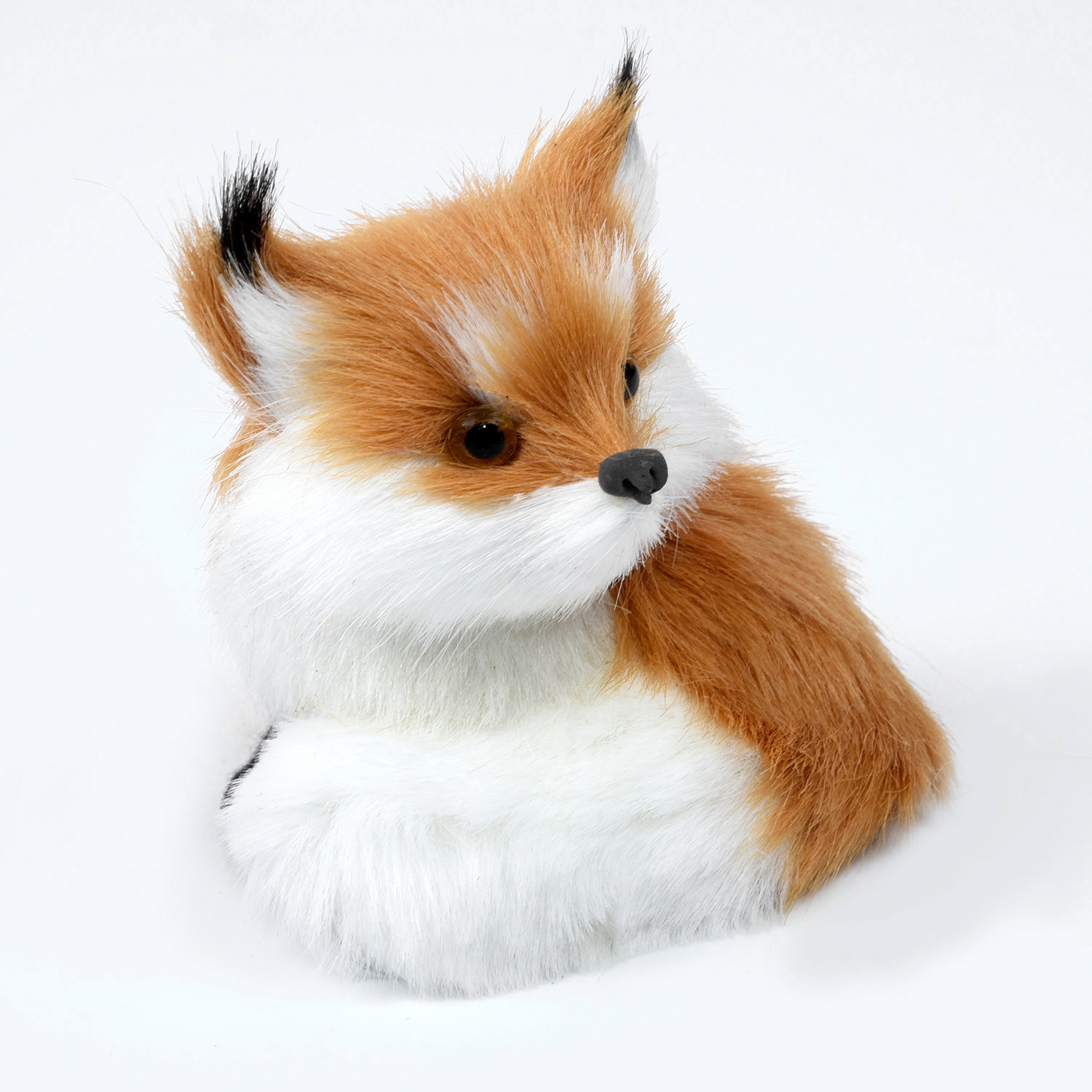 Car Plush Interior Toy Decorative Doll Decoration Christmas 9 7 8cm Model Little Fox Nice 2018 Newest in Stuffed Plush Animals from Toys Hobbies