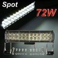 2W LED Work Lights Bar Spot Light Offroad ATV Truck Boat Lamp 4WD 12V 24V 24 LEDs Driver 6000K 6500K