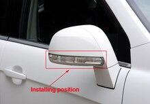 Envío gratis nuevo espejo retrovisor de señal de vuelta LED luz lateral de la lámpara para Chevrolet Captiva 2011 2012 2013 2014
