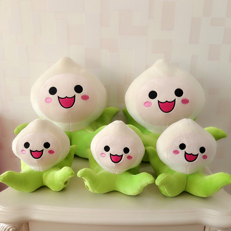 20cm Overwatches plush toy Onion Small Squid Stuffed pp cotton Plush Doll Action Figure Game Cosplay Kids Toy for child gift contemporary waterfall spout basin faucet single handle bathroom vessel mixer tap chrome finished