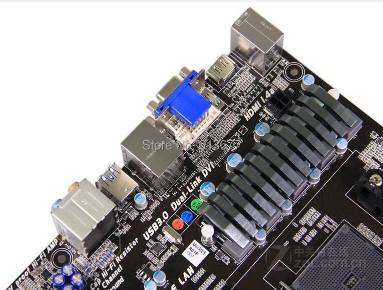 Biostar Hi-Fi A88S3E AMD Chipset 64 BIT