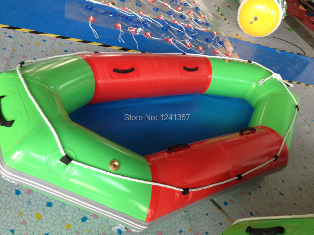 Special Section Rib Boat/raft/folding Boat/inflatable Boats, 0.9mm Strong Pvc, 230x120cm, For 3 Persons, Good For Fishing/drifting