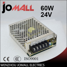 24V 2A 60W switching Power supply LED driver Lighting Transformers for srip light lamp AC220V to DC