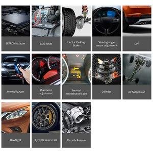 Image 5 - XTOOL herramienta de diagnóstico de coche OBD2 con Bluetooth/WiFi, herramienta de reparación de automóviles, lector de código, escáner de por vida, actualización gratuita