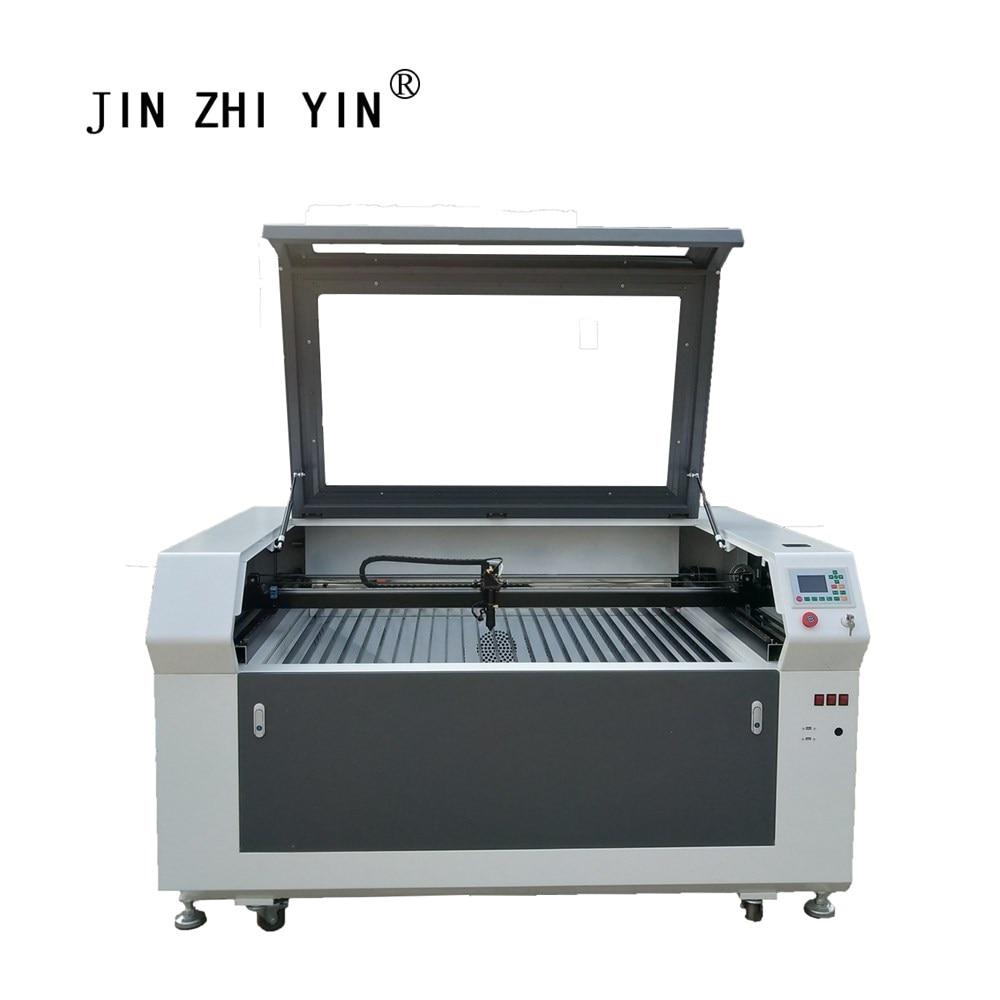 1390 Co2 Laser  Grayish White Cutting Machine Ruida System Crystal Laser Engraving Machine
