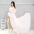 2017 Maxi vestidos de manga Longa de Maternidade Fotografia Adereços Mulheres Grávidas Chiffon moda Vestidos de Sessão de Fotos Da Gravidez elegante