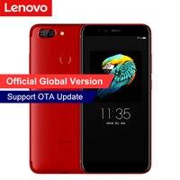 Global Version Lenovo S5 4G+64G  Octa-core 4G LTE 5.7 Full QHD 18:9 Mobile Phone Snapdragon Dual Back Camera Fingerprint Face ID Lenovo Phones