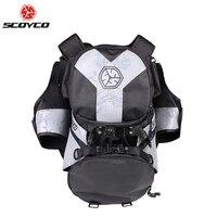 SCOYCO Motorcycle Bag Waterproof Saddle Bags Riding Travel Luggage Moto Bag Pannier Tool Helmet Motor Box Motorcycle Backpack