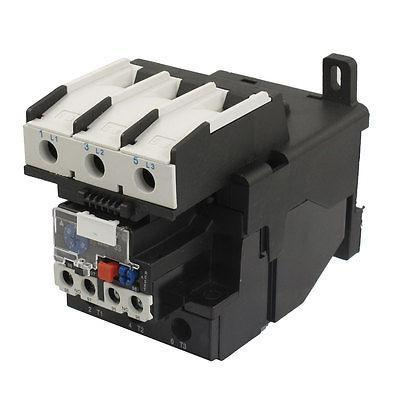 80A Rated Current Motor Protector Thermal Overload Relay 2 pin thermal overload protection