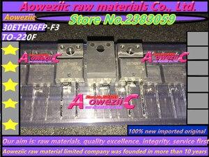 Image 4 - 100% new imported original    FFPF10U60DN F10U60DN TO 220 30ETH06FP F3  30ETH06FP TO 220F  transistor
