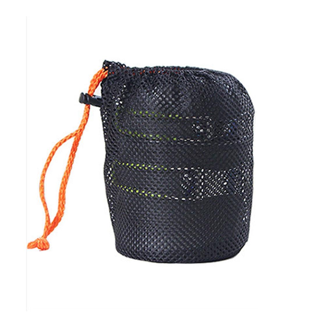 Pot Panci non-stick Mangkuk Portabel Outdoor Camping Hiking Memasak Set Peralatan Masak Kualitas Baik