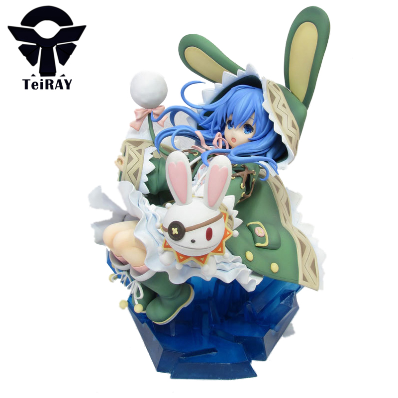 Japanese cute Anime Vocaloid Nendoroid Figma Date A Live Yoshino Hermit Pvc action figures toy Kids Birthday toys gift 23cm 9 10cm japanese anime figure j g chen retail wholesale anime cute nendoroid 4 date a live yoshino action figure collection model