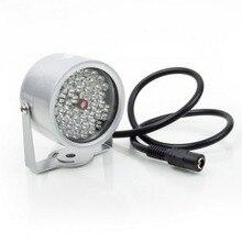 ICOCO прочный 48 светодиодный осветитель свет CCTV ИК инфракрасный ночное видение для камеры скрытого видеонаблюдения