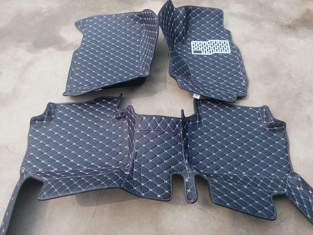 Meilleure qualité! Tapis de sol de voiture spéciaux personnalisés pour conduite à droite Nissan Qashqai j10 2014-2008 tapis imperméables, livraison gratuite