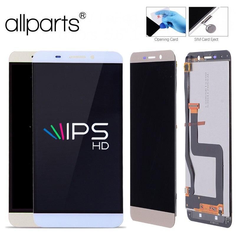 Keine Tote Pixel ORIGINAL 5,5 ''HD IPS Display Für LeTV LeEco Le 1 Pro X800 LCD Touch Screen letv lcd x800 Ersatz Gold Weiß