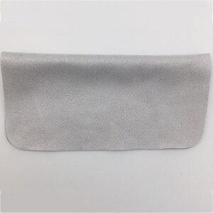 Image 4 - 14*14cm 10 pces tamanho grande revestimento de carro microfibra pano ceamic nano vidro revestimento pano cristal glasscoat aplicação roupas