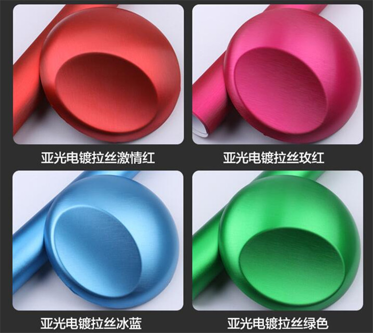 50x10cm/piece Car Internal Styling Wire Drawing Ice Film Vinyl Stickers Automobile Interior Accessories
